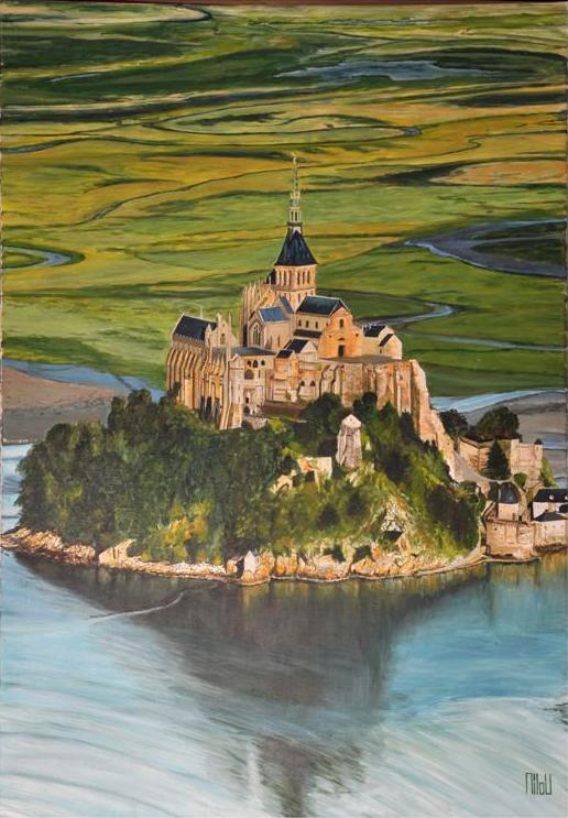 Le Mont Saint Michel - 530 Euros