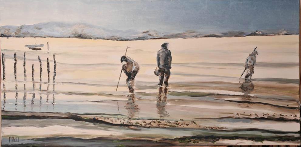 Pêche à pied - INDISPONIBLE
