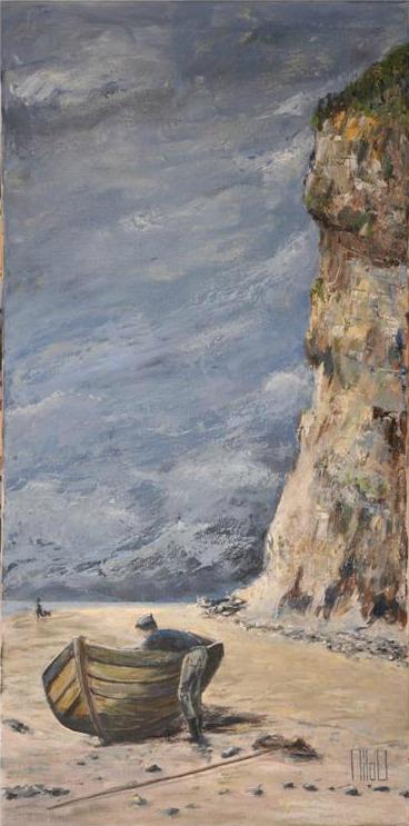 La falaise - 150 Euros