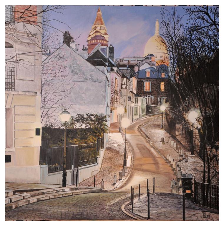 Montmartre - INDISPONIBLE