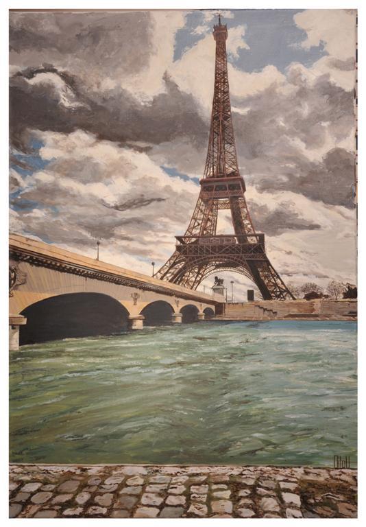 La Tour Eiffel - 530 Euro