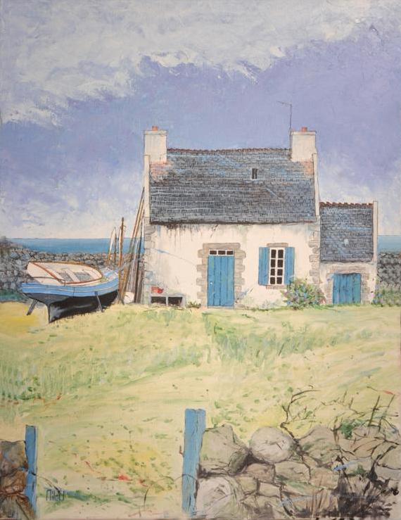 Maison bretonne - 320 Euros