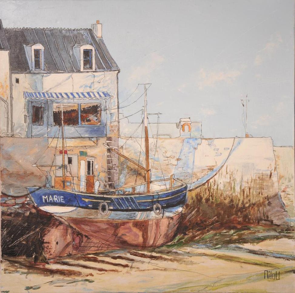 A quai - 300 Euros