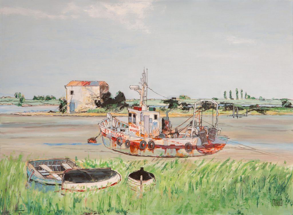 En baie de Somme - INDISPONIBLE