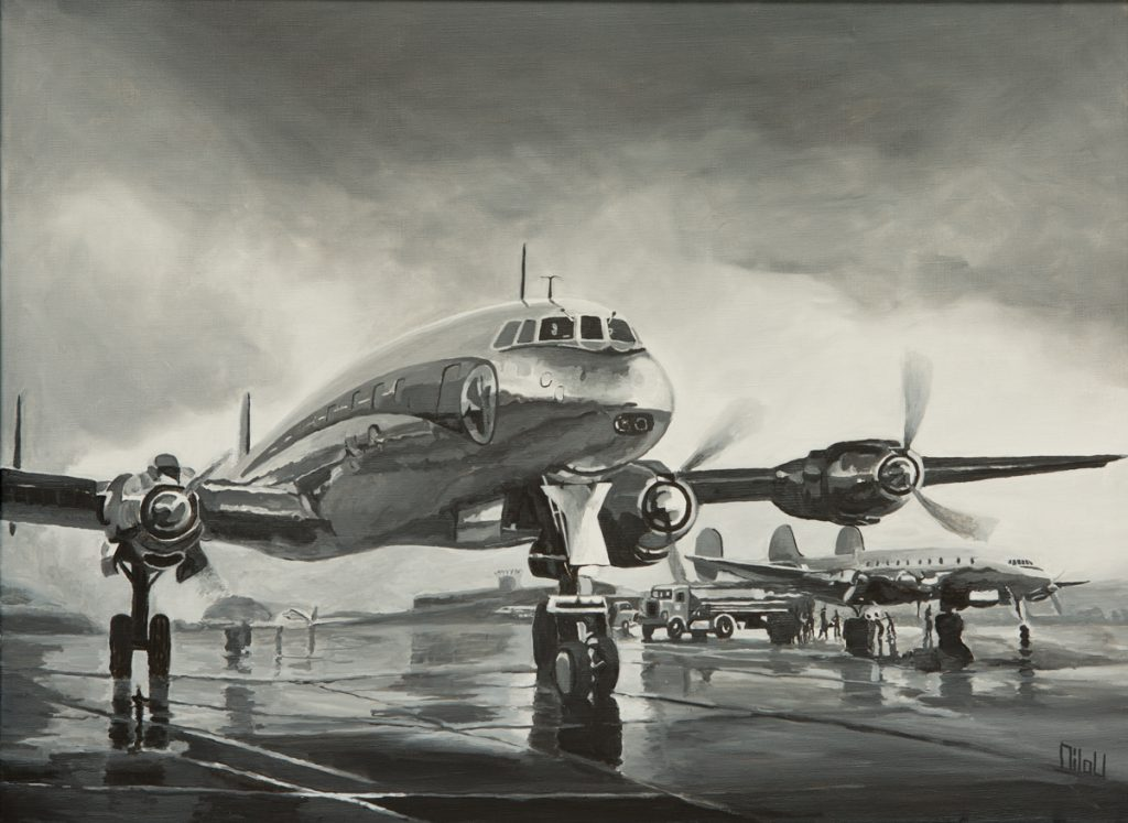 Superconstellation - INDISPONIBLE