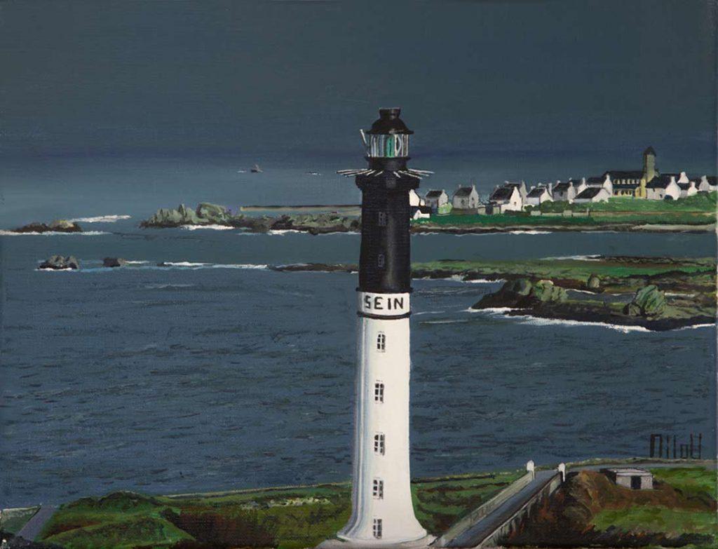 Le phare de Sein - 180 Euros
