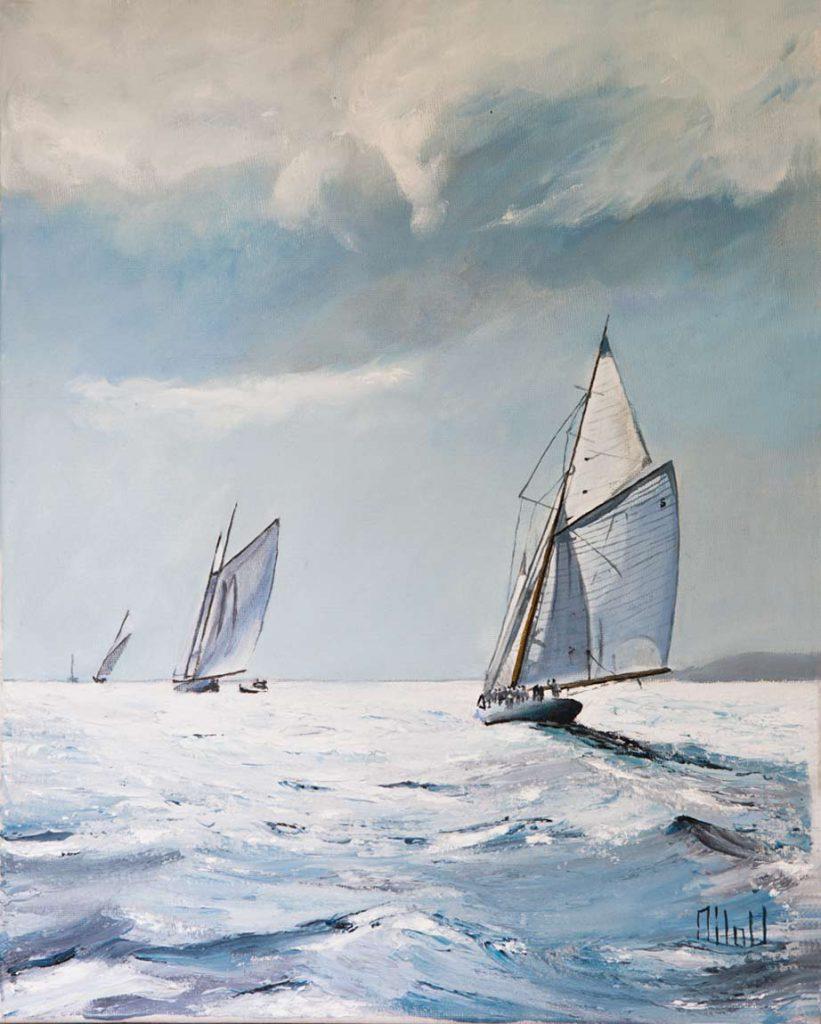 Mer blanche - 300 Euros