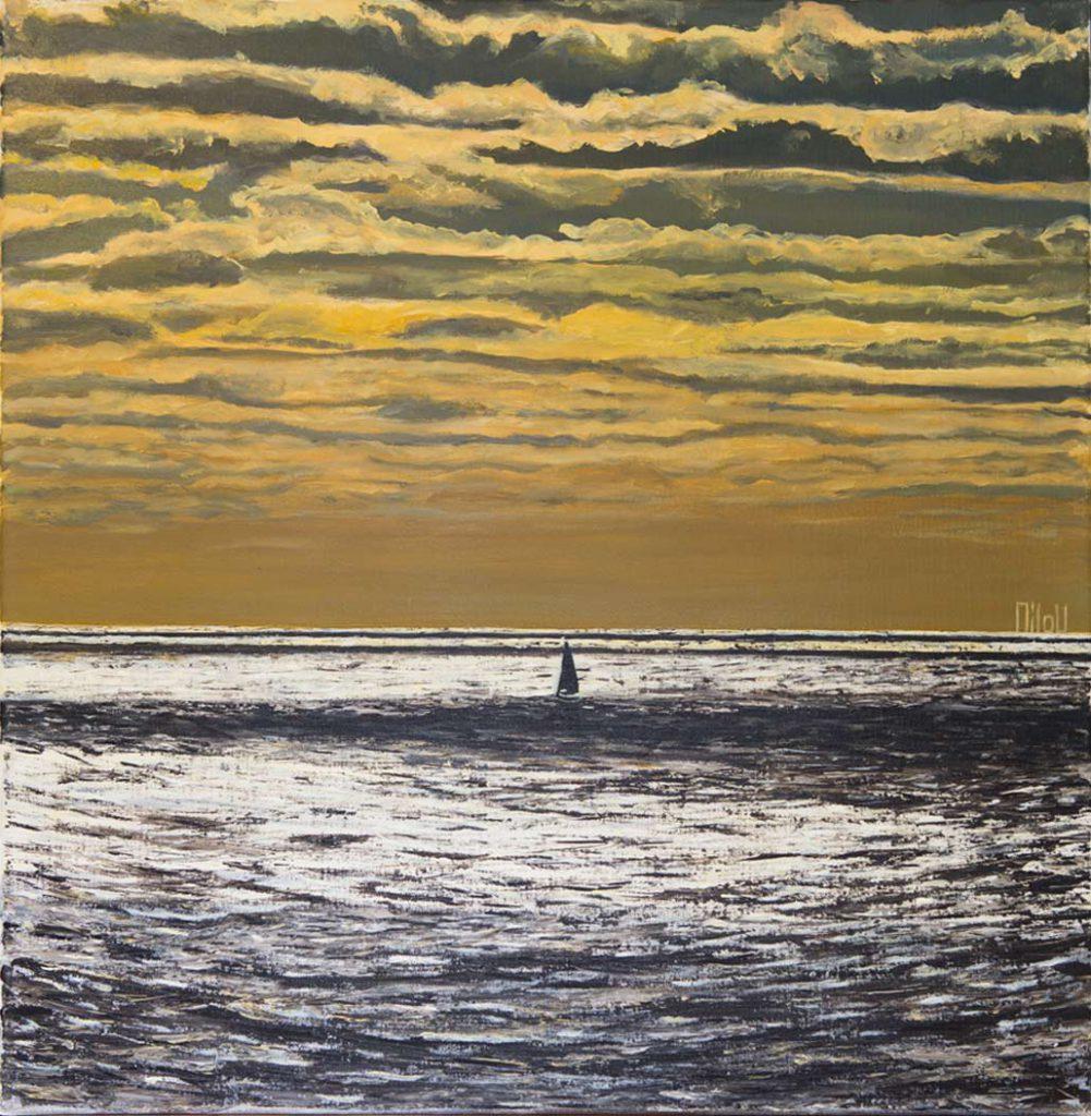 Mer dorée - Christophe Auguin