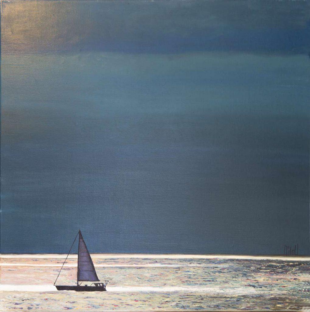 Mer lumière - Alain Colas