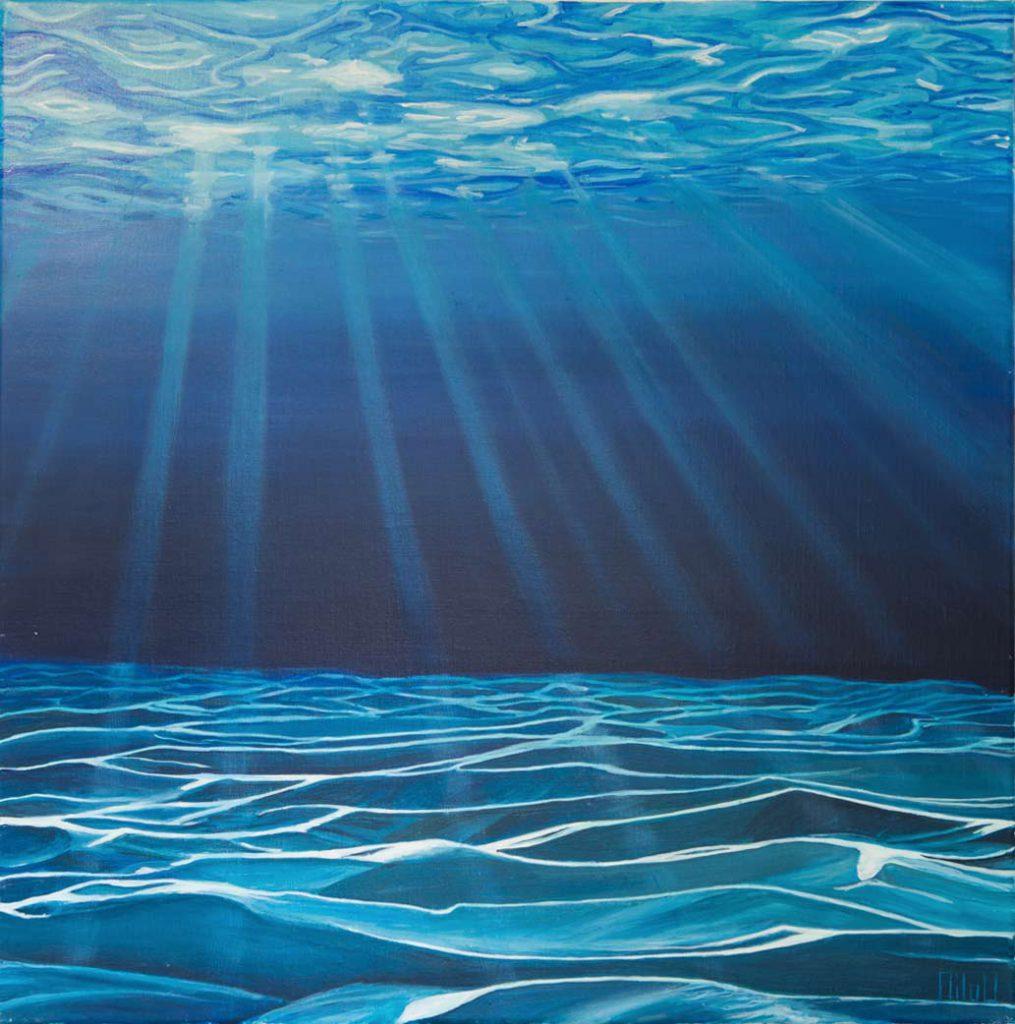 Sous la mer - Philippe Jeantot
